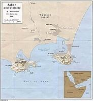 QDG: 1966-67 Aden. Up-Country Aden